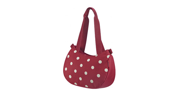 KlickFix Stylebag ruby dots